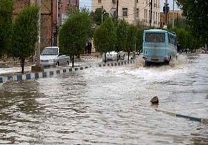هشدار آب گرفتگی معابر در ۵ استان کشور