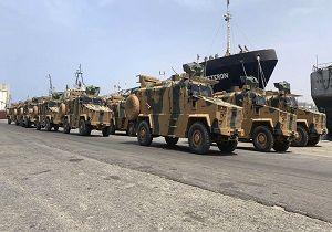 متهم شدن ترکیه به تلاش برای تسخیر لیبی