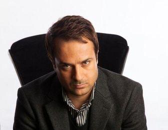 گریم جدید احمد مهرانفر در نقش خنجری/ عکس