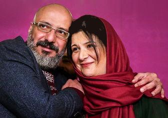 خوشگذرونی های زوج محبوب سینما در کیش/ عکس