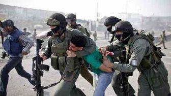 شلیک گازهای سمی و بمبهای صوتی به سوی فلسطینیان در کرانه باختری