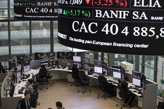 سقوط سنگین سهام اروپایی