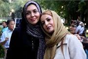 گریه های تلخ شقایق دهقان در مراسم ختم آزاده نامداری+فیلم