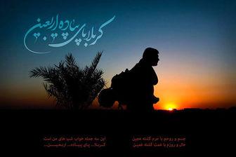استوری پیشواز اربعین حسینی+ فیلم
