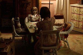 گیشه های آمریکا در تسخیر عروسک ترسناک «آنابل»
