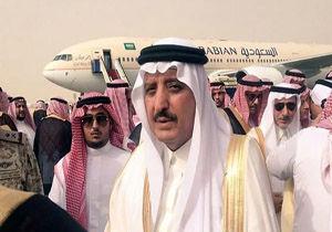 ذوقزدگی کاربران سعودی توئیتر از بازگشت برادر ملک سلمان