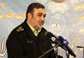 استقبال سردار اشتری از نظرات پاسداران کمیته انقلاب اسلامی