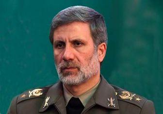 واکنش وزیر دفاع به ادعای ایرانی بودن موشکهای یمن