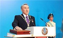 رئیس جمهور قزاقستان سوگند یاد کرد