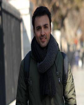 سامان صفاری با ریش جذابتره /عکس