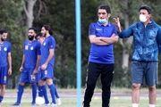 تصمیم جدی باشگاه استقلال برای بازیکنان/ مصاحبه ممنوع!