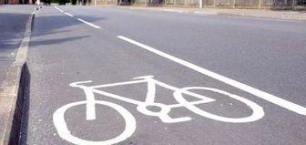 مناسب سازی خیابان امام خمینی برای مسیر ویژه دوچرخه