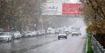 شدت گرفتن بارش باران در جنوب لرستان و شمال خوزستان در روز آینده