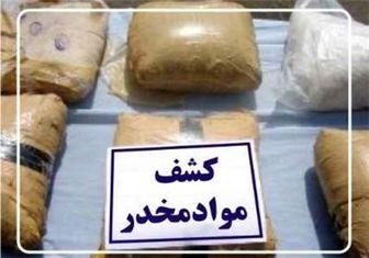 دستگیری 2 توزیع کننده حرفهای موادمخدر محدوده غرب تهران