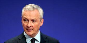 دلیل بررسی گوشی وزیر دارایی فرانسه