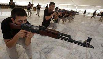 ایجاد تیم مسلح مسیحی عراقی برای جنگ با داعش