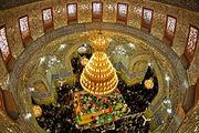 اولین قبری که بعد از ظهور امام زمان(عج) شکافته می شود قبر کیست؟