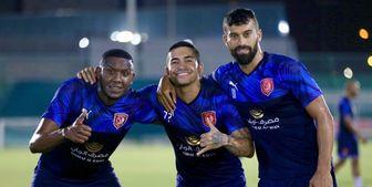 تیمی جدید با رامین رضاییان و ستاره جدید برزیلی