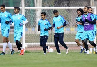 گزارش آخرین تمرین استقلال قبل از بازی الاهلی عربستان