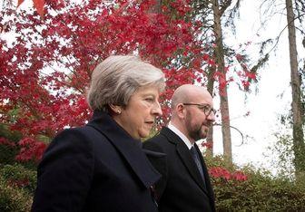 تصادف در کاروان حامل رهبران انگلیس و بلژیک