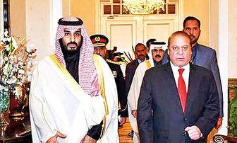 سفر مرموز سلمان به پاکستان