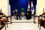 مخالفت عمار حکیم با تحریمهای یکجانبه آمریکا علیه ایران