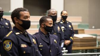 پلیسهای سیاهپوست آمریکا نیز قربانی نژادپرستی هستند