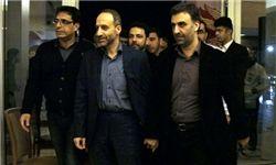 بازدید سرافراز از جشنواره فیلم فجر