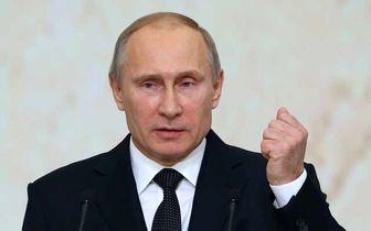 پوتین: اسد رئیسجمهور قانونی سوریه است