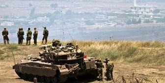 ارسال تجهیزات نظامی به جولان اشغالی توسط رژیم صهیونیستی