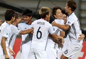 ژاپن قهرمان فوتبال جوانان آسیا شد