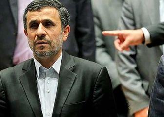 احمدی نژاد در انتخابات مجلس و هیات رئیسه دخالتی نداشته و ندارد/ عکس