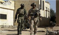 شماری از نیروهای ارتش آمریکا در کرکوک مستقر شدند