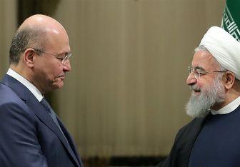 عکس جالب از رؤسای جمهور و وزرای خارجه ایران و عراق