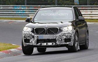 اتومبیل جدید BMW X3 M معرفی شد / تصاویر