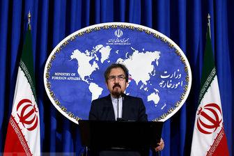 واکنش سخنگوی وزارت خارجه به گزارش گوترش