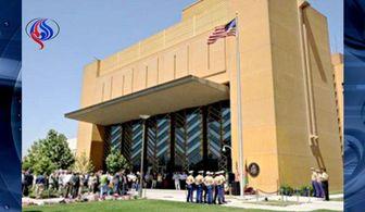 آمادهباش امنیتی مقابل سفارت آمریکا در اردن
