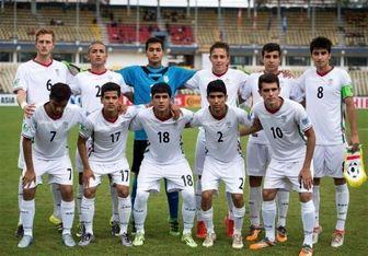 بازتاب برد پر گل نوجوانان ایران مقابل آلمان در کیکر