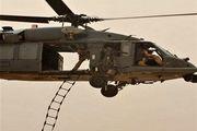 افشای هلی برن داعشیها به دست نظامیان آمریکایی