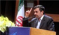 احمدی نژاد: به جهنم که نفت نمی خرید