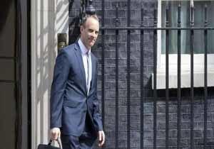 وزیر برکسیت انگلیس استعفا کرد