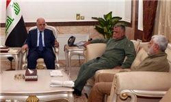 همپیمانی نخست وزیر عراق با رئیس سازمان بدر