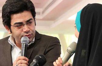 ترانهخوانی فرزاد حسنی برای همسرش + فیلم