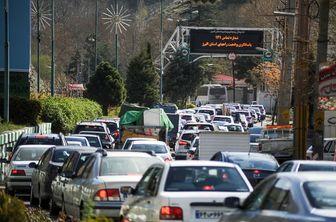تسخیر شهر توسط خودروها و محرومیت کودکان از بازی در کوچهها