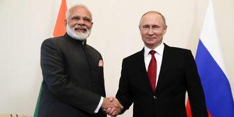 پیشنهاد یک میلیارد دلاری هند برای سرمایهگذاری در خاور دور روسیه