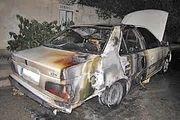 آتشافروز شیشهای خودروها به دام افتاد