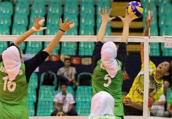 برگزاری اردوی تیم ملی والیبال نوجوانان دختر در اسلوونی