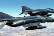 عملیات مجدد نیروی هوایی ترکیه علیه مواضع «پکک»
