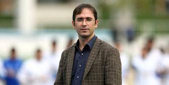 خطیر از معاونت باشگاه استقلال استعفا کرد