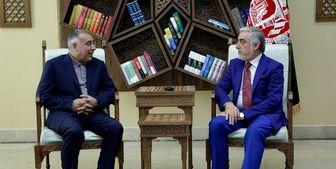 ایران از برگزاری انتخابات ریاست جمهوری افغانستان حمایت کرد